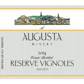 2015 Reserve Vignoles