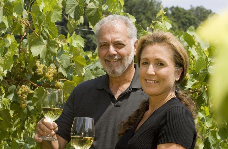 Owners Tony and Cindy Kooyumjian